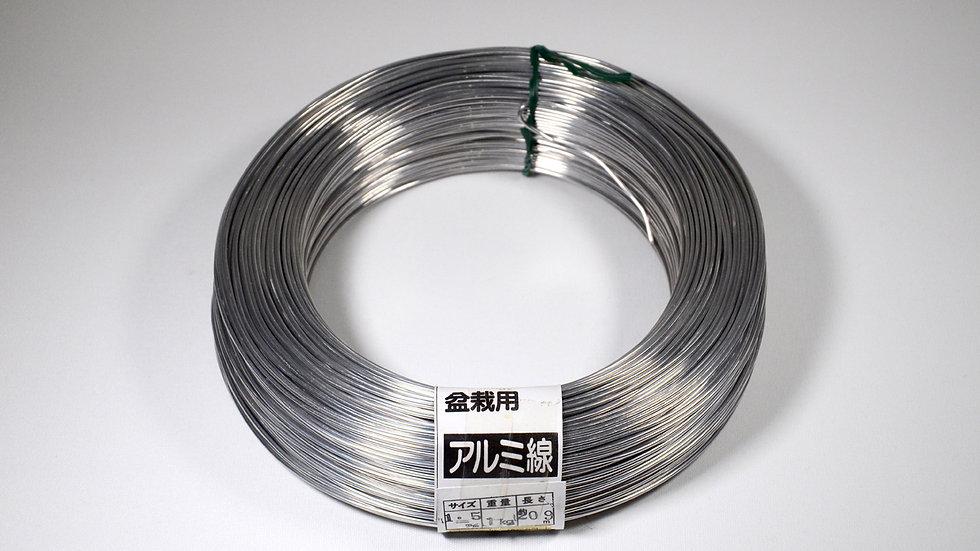 Aluminio plateado japonés 1.5mm