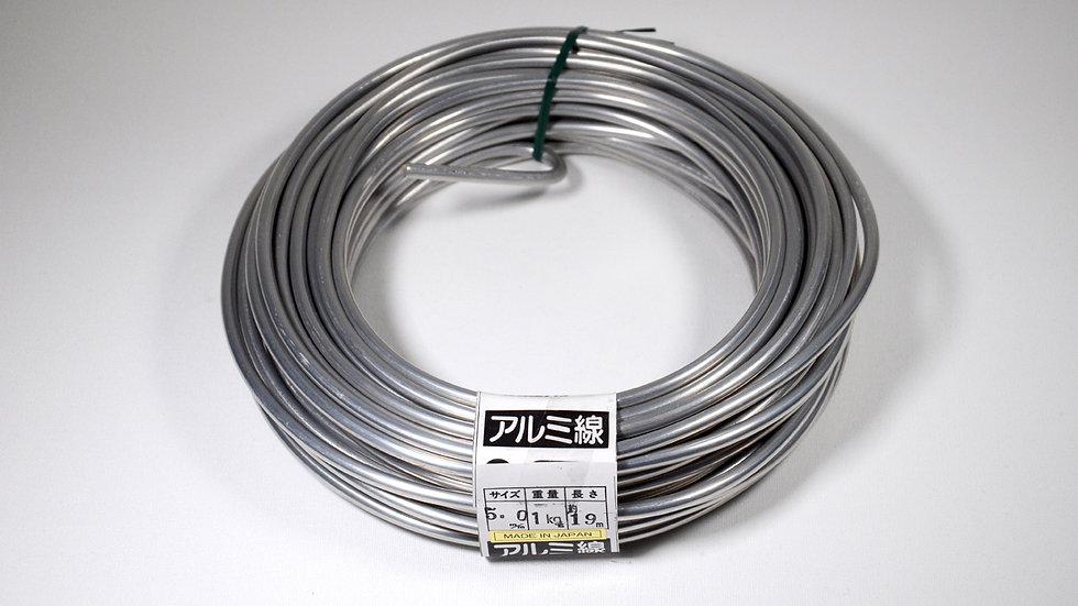 Aluminio plateado japonés 5.0mm