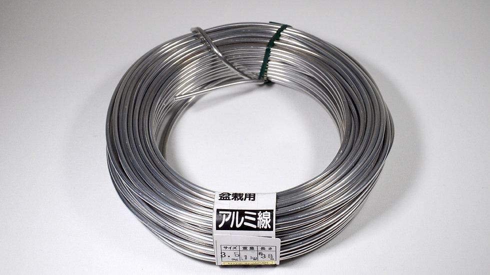 Aluminio plateado japonés 3.5mm