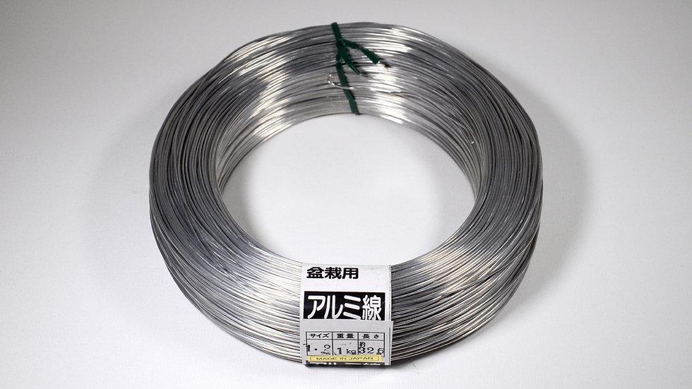 Aluminio plateado japonés 1.2mm