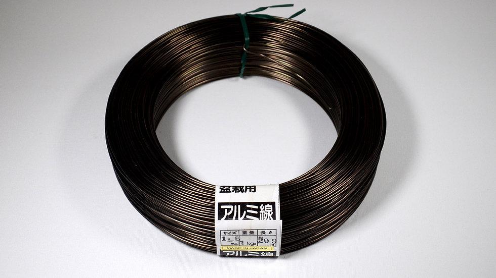 Aluminio negro japonés 1.5mm
