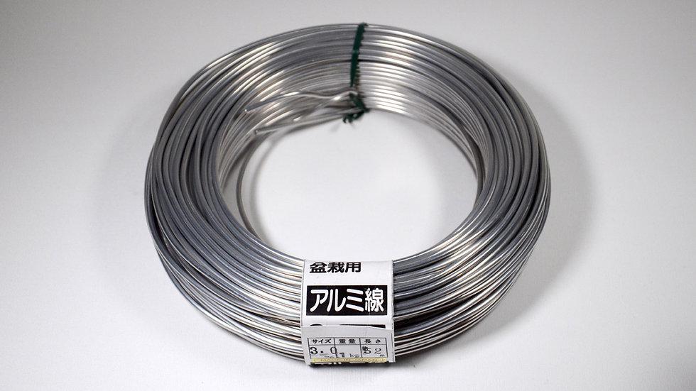 Aluminio plateado japonés 3.0mm
