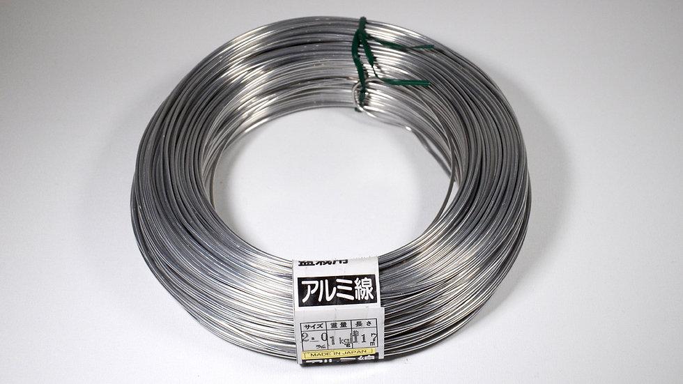 Aluminio plateado japonés 2.0mm