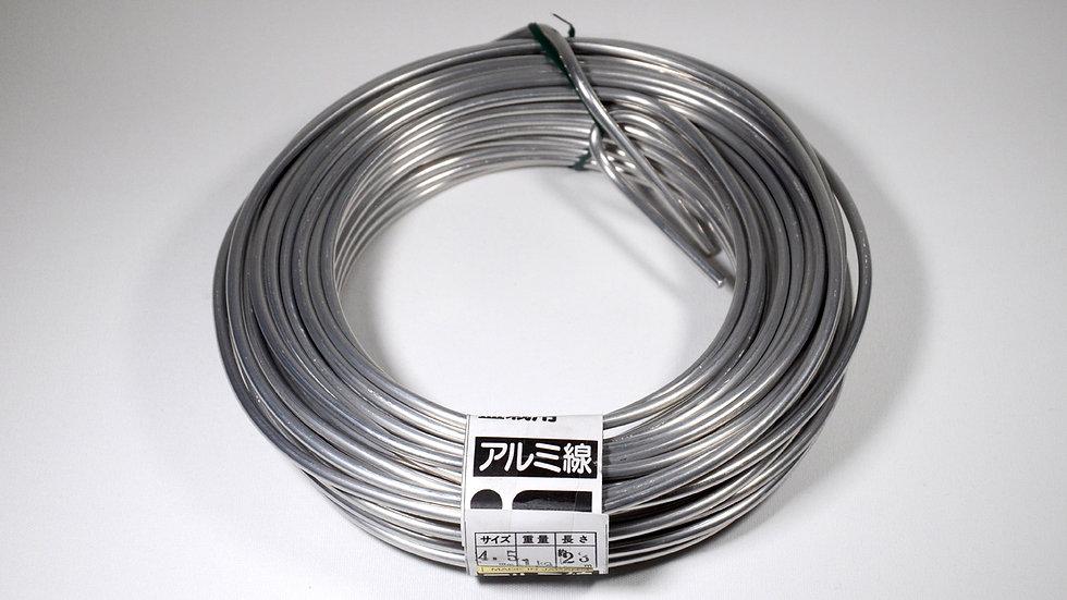 Aluminio plateado japonés 4.5mm