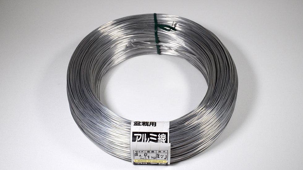 Aluminio plateado japonés 1.0mm
