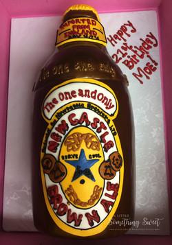 Newcastle Bottle