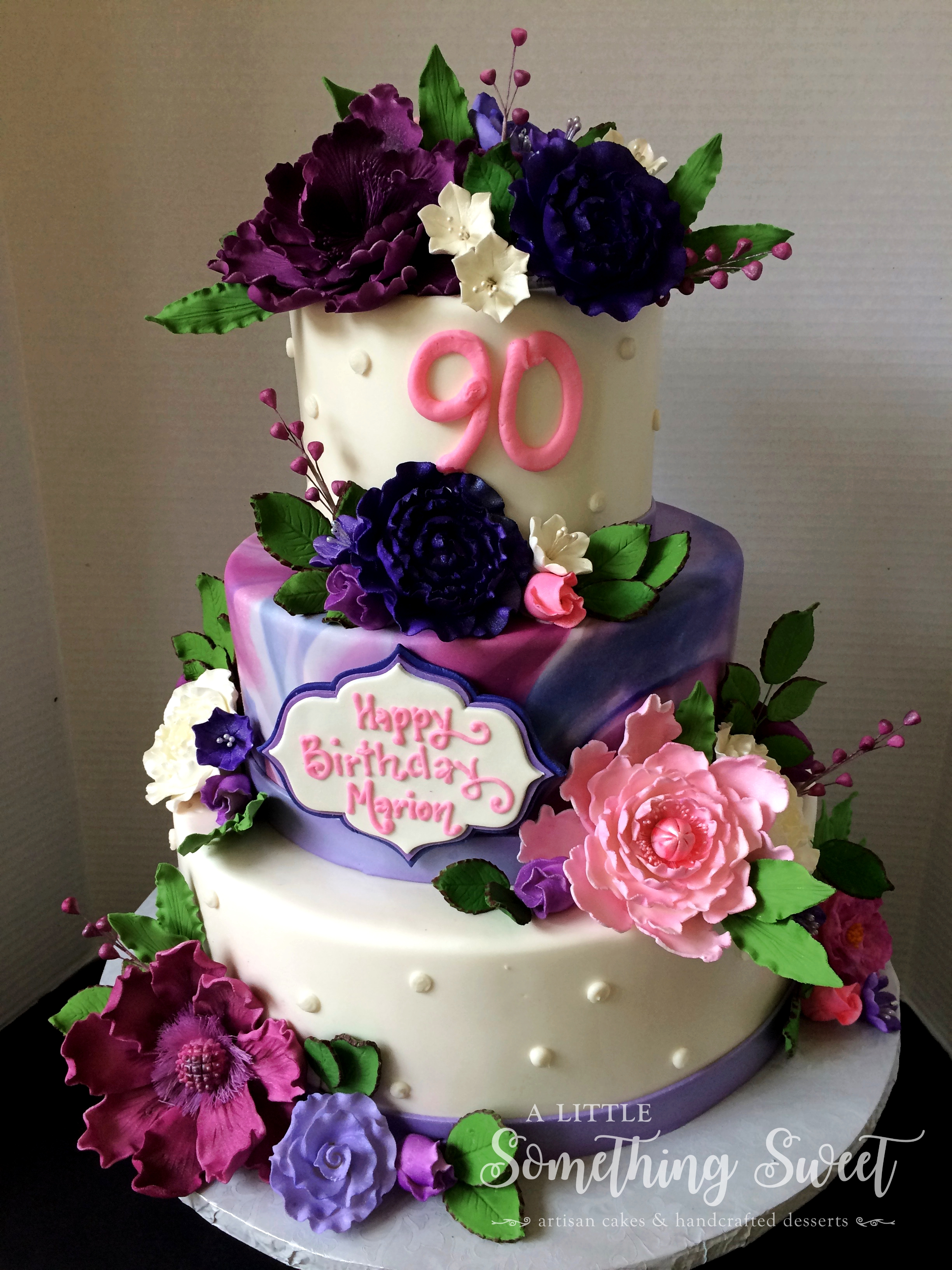 Purple 90th