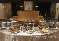 Dessert in the Round