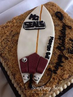 Surfin Birthday