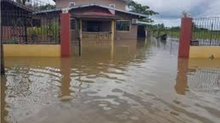 CORNERSTONE OF GRACE FELLOWSHIP UPDATE TO TRINIDAD FLOODING