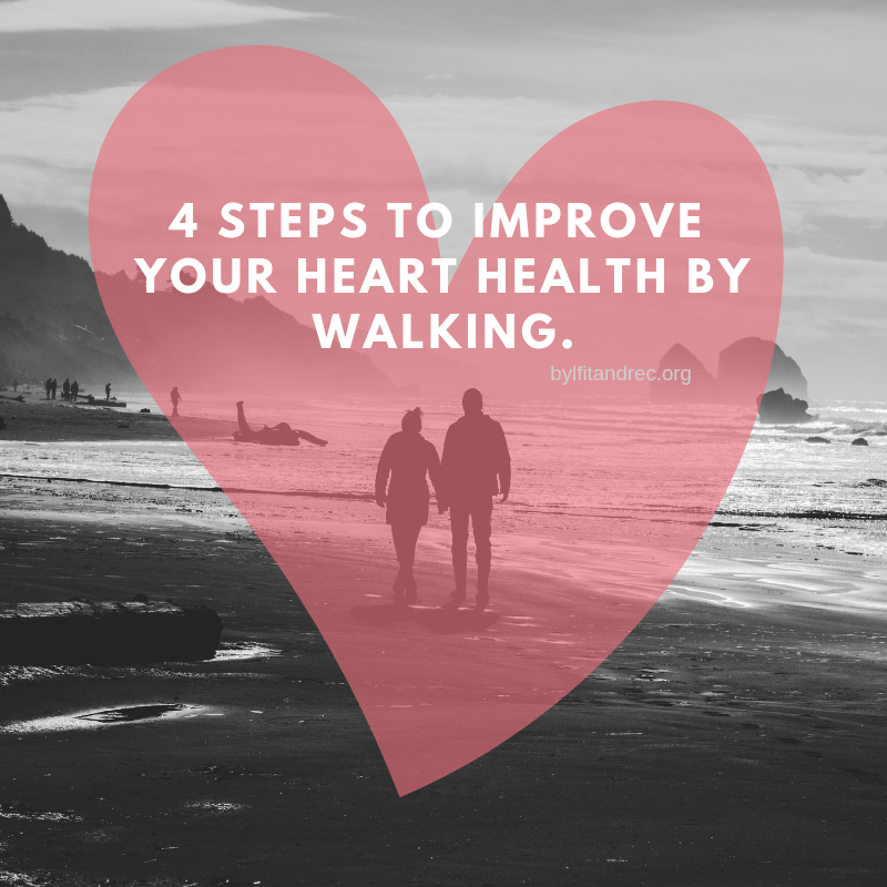 4 steps to improve heart health