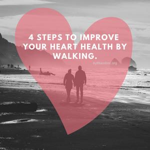 4 steps to improve heart health