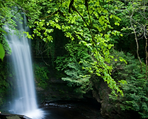 Glencarn Waterfall
