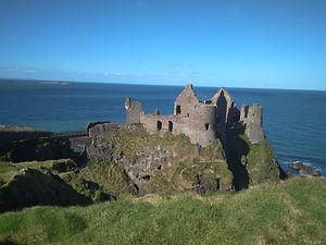 Dunluce Caste, Castle Greyjoy