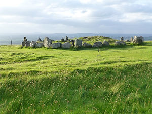 Loughcrew Megalithic Cairn