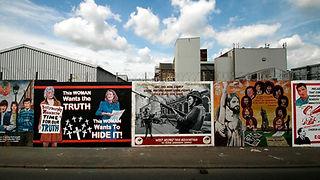Political Tour, Belfast