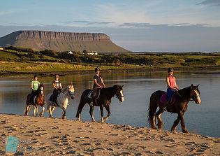 Horseback Riding, Co Sligo