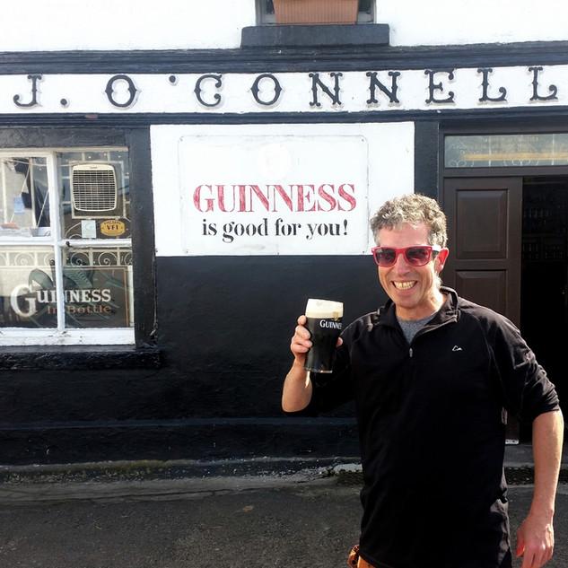 Authentic Irish pubs