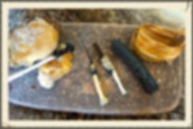 Paint Brushes Anasazi Pottery