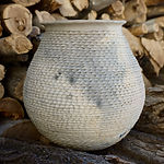 Anasazi Corrugated Jar