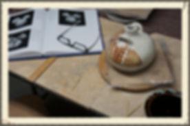 Replication Anasazi Pottery