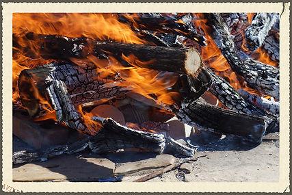 Anasazi Reduction Pottery Firing
