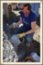 Southwest Kiln Conference Cherylene Caver Mesa Verde Cooking Jar
