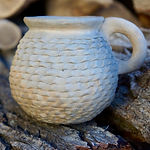 Anasazi Corrugated Pitcher