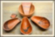 San Juan Redware slips