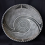 Aztec New Mexico Morris Collection Black-on-White Bowl