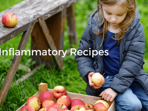 RECIPES FOR A DAY OF ANTI-INFLAMMATORY MEALS