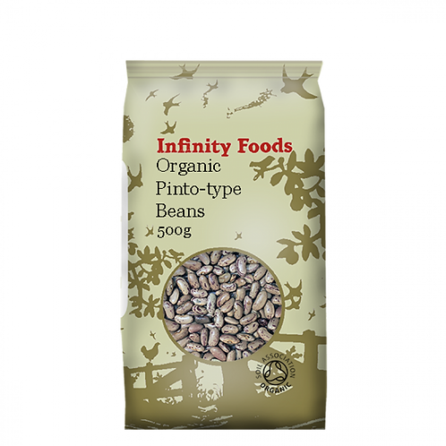 INFINITY ORGANIC PINTO BEANS