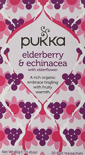 PUKKA ELDERBERRY & ECHINCEA