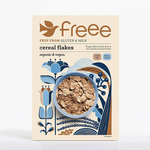 DOVES ORGANIC GLUTEN FREE CEREAL FLAKES