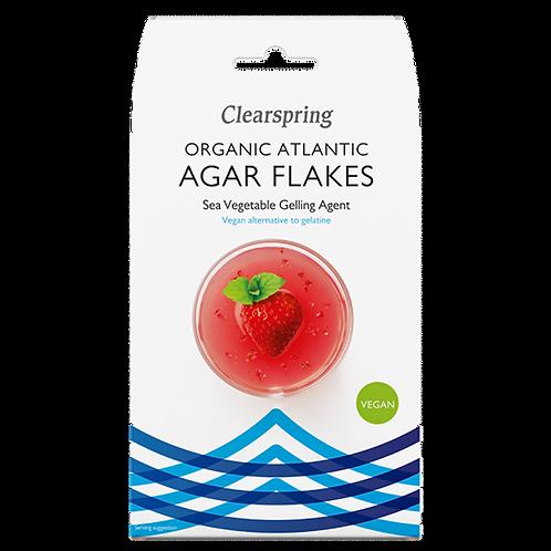CLEARSPRING ORGANIC AGAR FLAKES