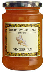 THURSDAY COTTAGE GINGER JAM