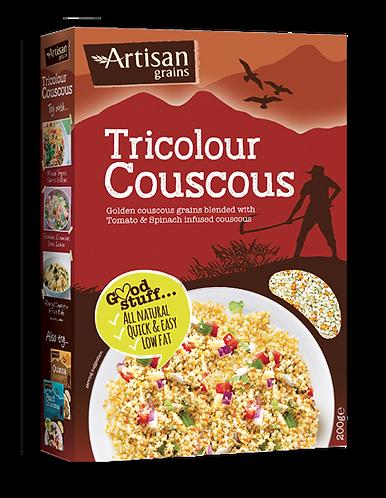ARTISAN GRAINS TRICOLOUR COUSCOUS