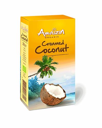 AMAIZIN ORGANIC CREAMED COCONUT