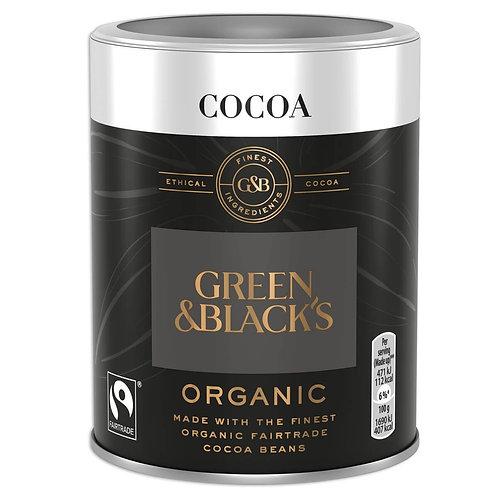 GREEN & BLACKS COCOA POWDER