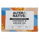ALTER/NATIVE COCONUT & ARGAN OIL CONDITIONER BAR