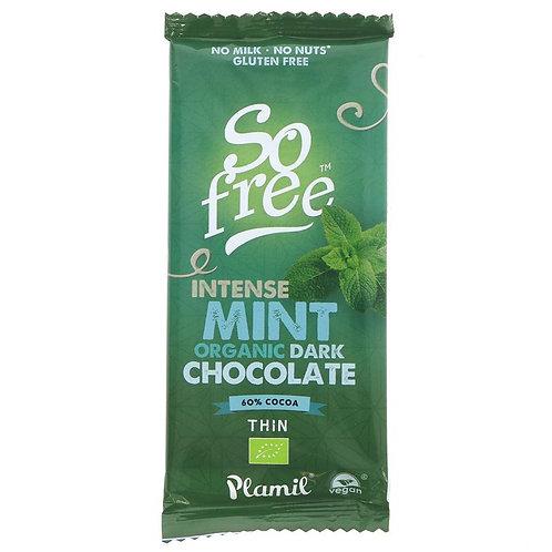 SO FREE MINT DARK CHOCOLATE 60%
