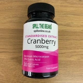 Cranberry- 30 tablets