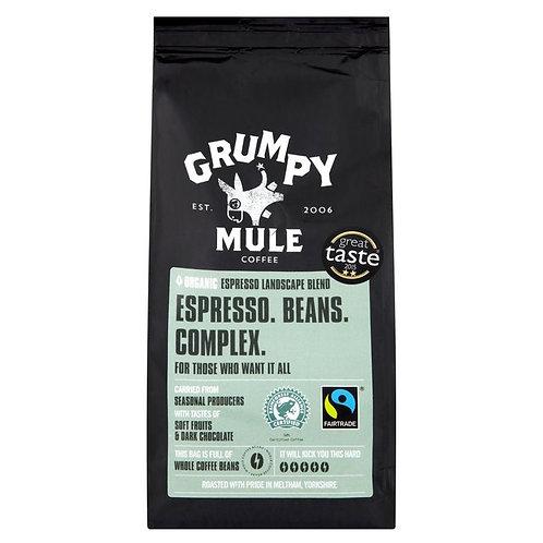 GRUMPY MULE ESPRESSO COFFEE BEANS