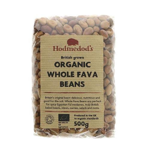 HODMEDODS ORGANIC WHOLE FAVA BEANS
