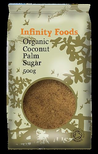 INFINITY COCONUT PALM SUGAR