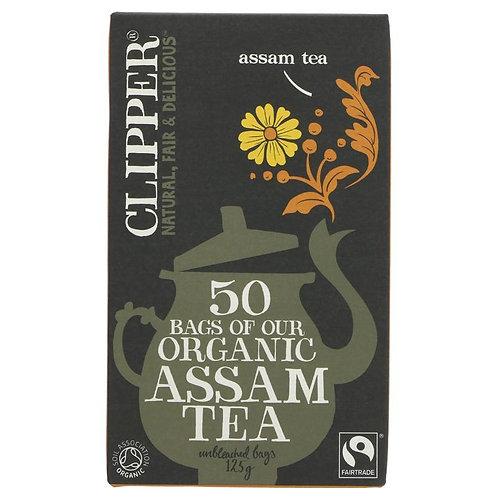 CLIPPER ORGANIC ASSAM TEA BAGS