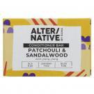 ALTER/NATIVE PATCHOULI & SANDALWOOD CONDITIONER BAR