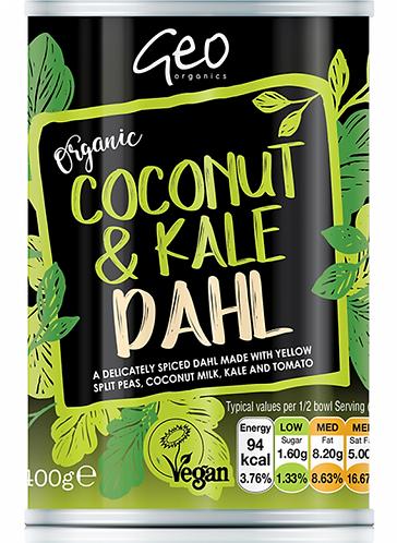 GEO ORGANIC COCONUT & KALE DAHL