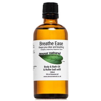 Breath ease oil