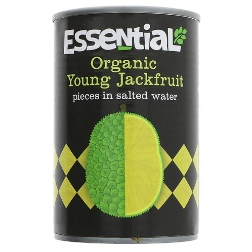 ESSENTIAL JACK FRUIT IN WATER 400g